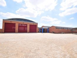 Heuweloord-Fire-station-for-COT | CAQS Quantity Surveying projects