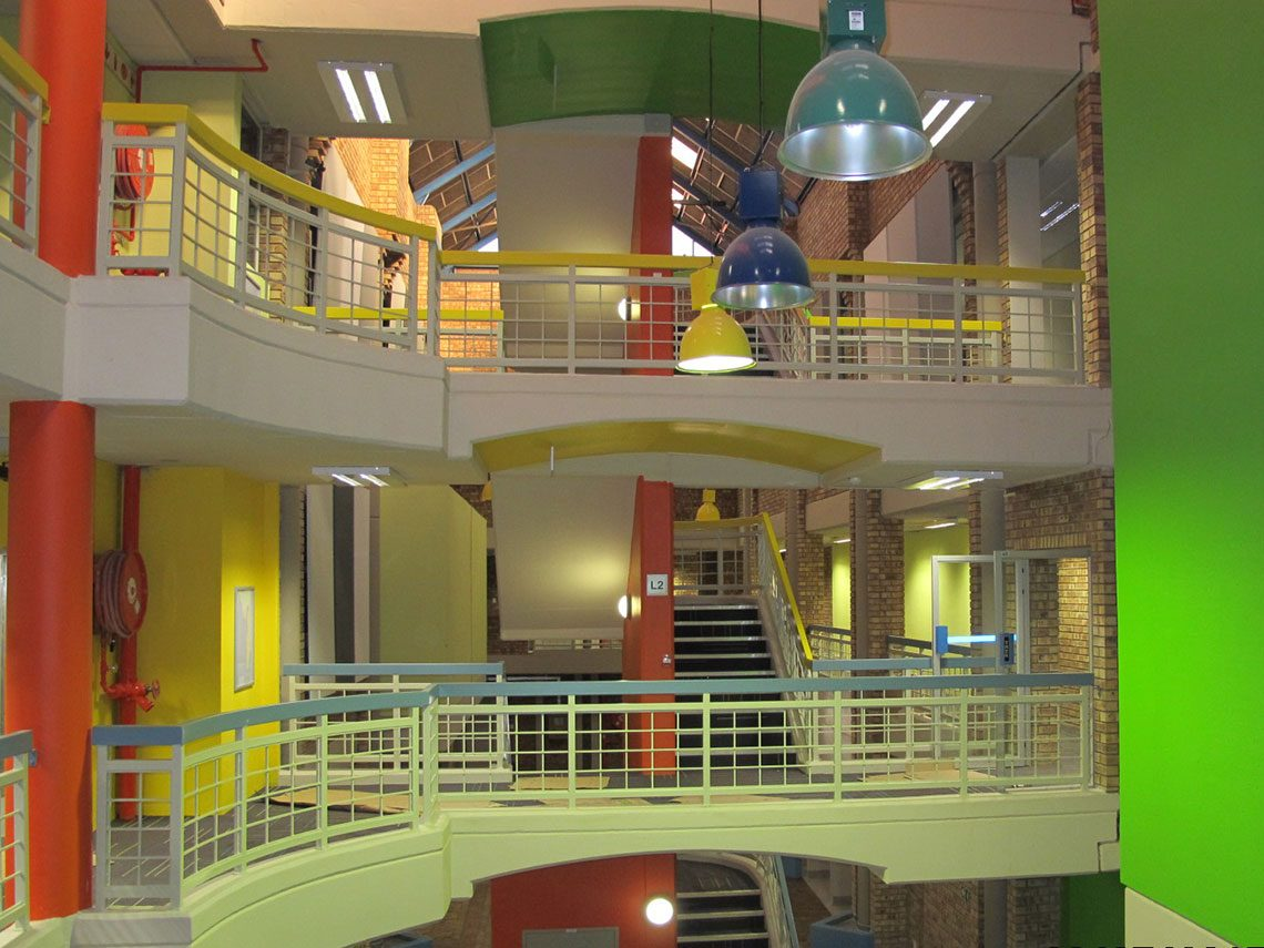 University-of-Pretoria Lelotho-Building