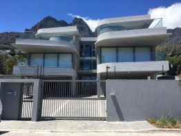 New Apartments-Camps Bay | CAQS Quantity Surveying residential projects