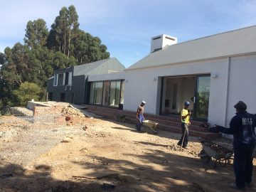 new-residence-Paarl   CAQS Quantity Survyors