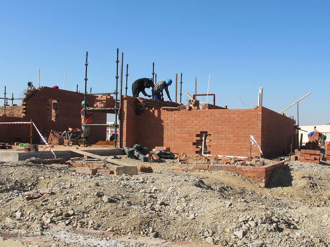 Edleen-Police-Station-for-COE-Kempton-Park | CAQS Quantity Surveying projects