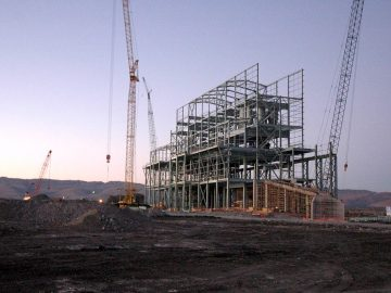 IFM-Chrome-Smelter | CAQS Quantity Surveying projects