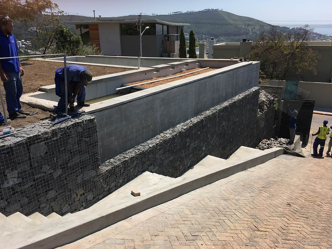 Natural-Pool-Oranjezicht | CAQS Quantity Surveying projects
