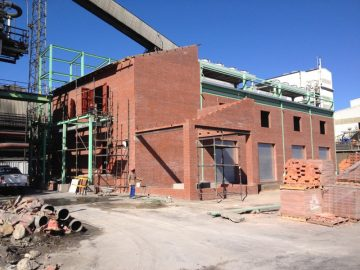 SA Calcium Carbide-CO Generation Plant